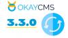 Вышла новая версия OkayCMS 3.3.0