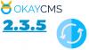 Вышла новая версия Okay CMS 2.3.5